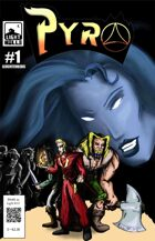 Pyro #1 Comic - Dsa