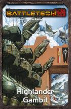 Battletech Highlander Gambit (EPUB) als Download kaufen
