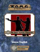 The Janus Agenda: Characters