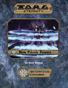 New Psionic Powers