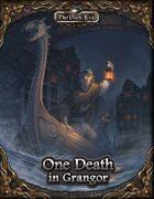 The Dark Eye - One Death in Grangor