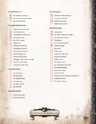 Liste der Produkte