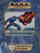 Torg Eternity Deadworlds Superheroes