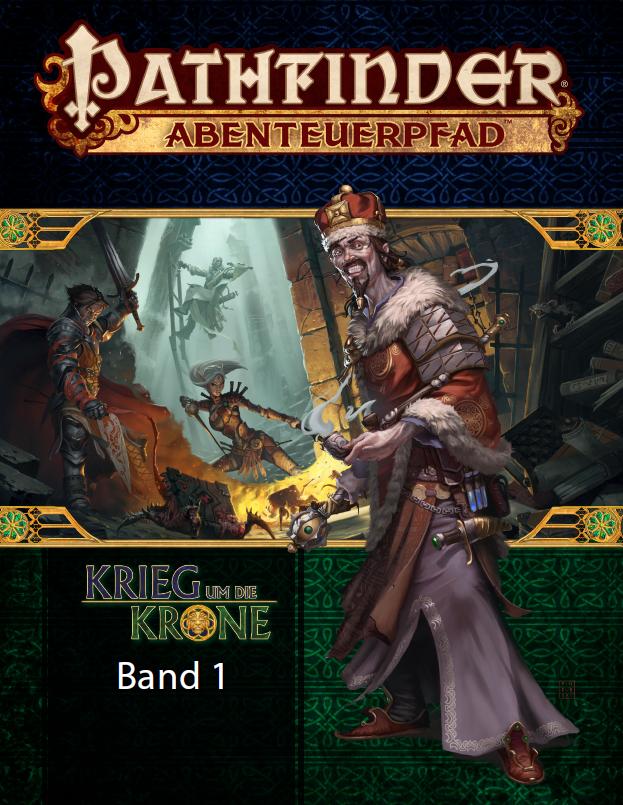 Krieg um die Krone - Band 1