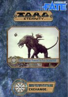 Torg Eternity Fate Accelerated Bestiary