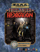 Torg Eternity: Freelancer Hexxagon