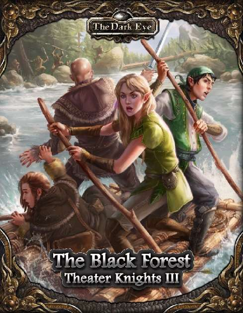 The Dark Eye - The Black Forest (Theater Knights III)