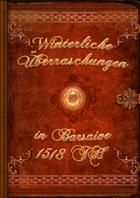 Drittanbieter –  Earthdawn - Winterliche Überraschungen in Barsaive 1518 TH