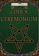 Codex Ceremonium