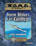Torg Eternity: Storm Wolves S01E02: Safe Harbor