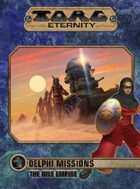 Torg Eternity - Delphi Missions: Nile Empire