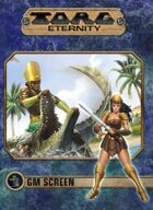 Torg Eternity - Nile Empire GM Screen and Archetypes