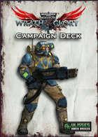 Wrath & Glory - Campaign Deck