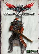 Wrath & Glory - Combat Complications Deck