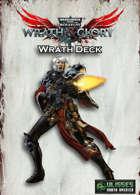 Wrath & Glory - Wrath Deck