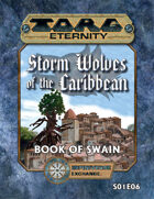 Torg Eternity: Storm Wolves S01E06: Book of Swain