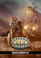 Savage Worlds Charakterbögen (PDF) als Download kaufen