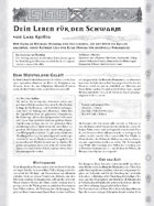 Dunkle Zeiten - Helden der Geschichte - Dein Leben für den Schwarm (PDF) als Download kaufen