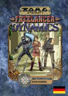 Torg Eternity: Freelancer Dynamics DE