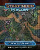 Starfinder - Flip-Mat - Dschungelwelt (PDF) als Download kaufen