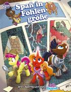 Tails of Equestria - Spass in Fohlengröße (PDF) als Download kaufen