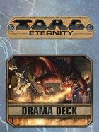 Torg Eternity - Drama Deck