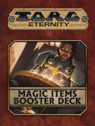 Torg Eternity - Aysle - Magic Item Deck