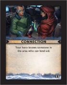 Torg Eternity - Destiny Card - Connection