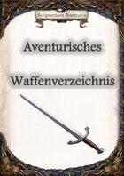 Aventurisches Waffenverzeichnis