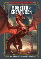 Dungeons & Dragons - Ein Leitfaden für junge Abenteurer - Monster & Kreaturen (PDF) als Download kaufen