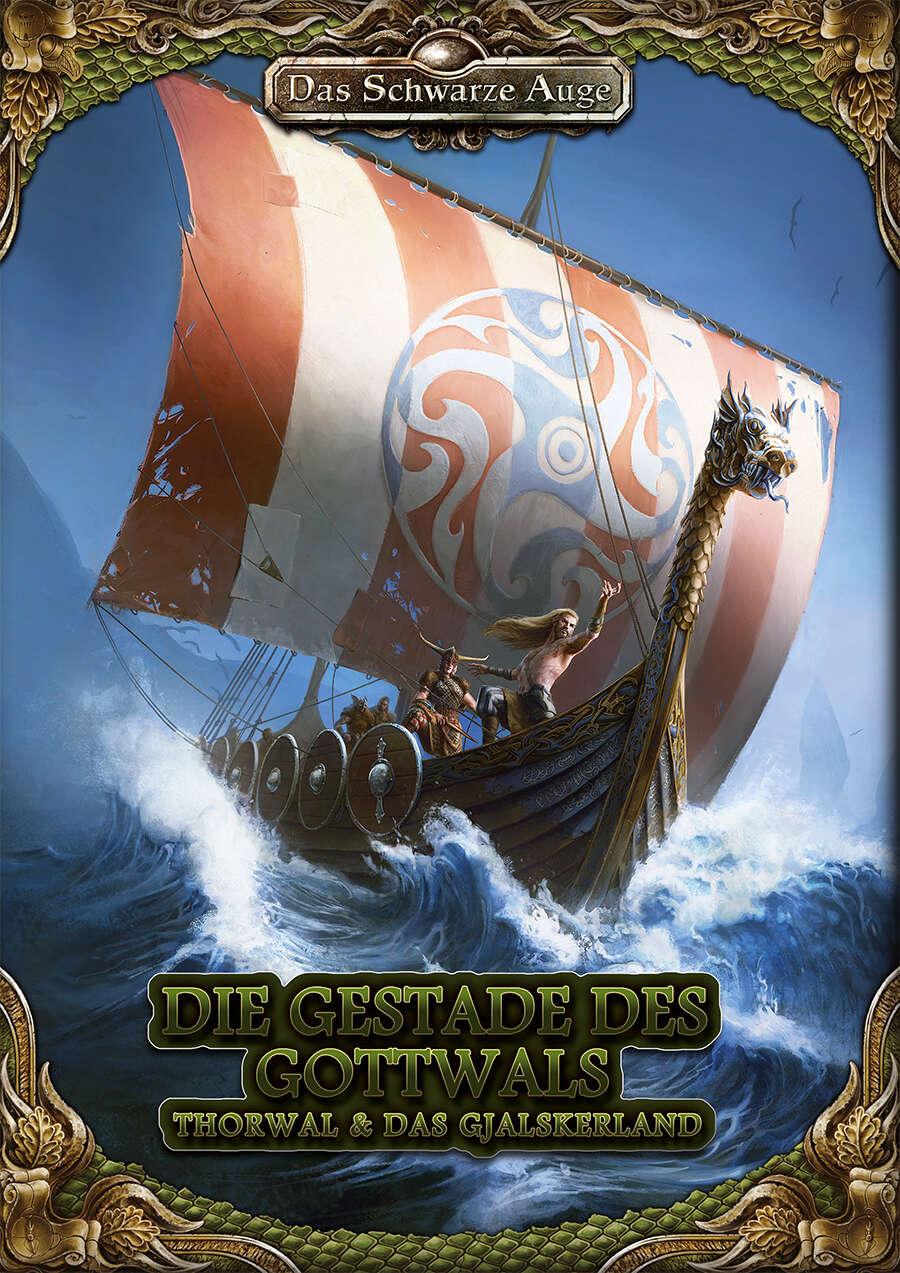 DSA5 - Die Gestade des Gottwals - Thorwal und das Gjalskerland (PDF) als Download kaufen