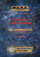 Pan-Pacifica Tales of Intrigue