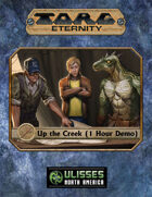 Torg Eternity - Up the Creek Quickstart