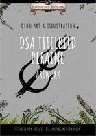 DSA - Peraine Titelbild Artwork