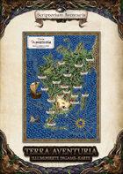 Terra Aventuria - Illuminierte Ingame-Karte