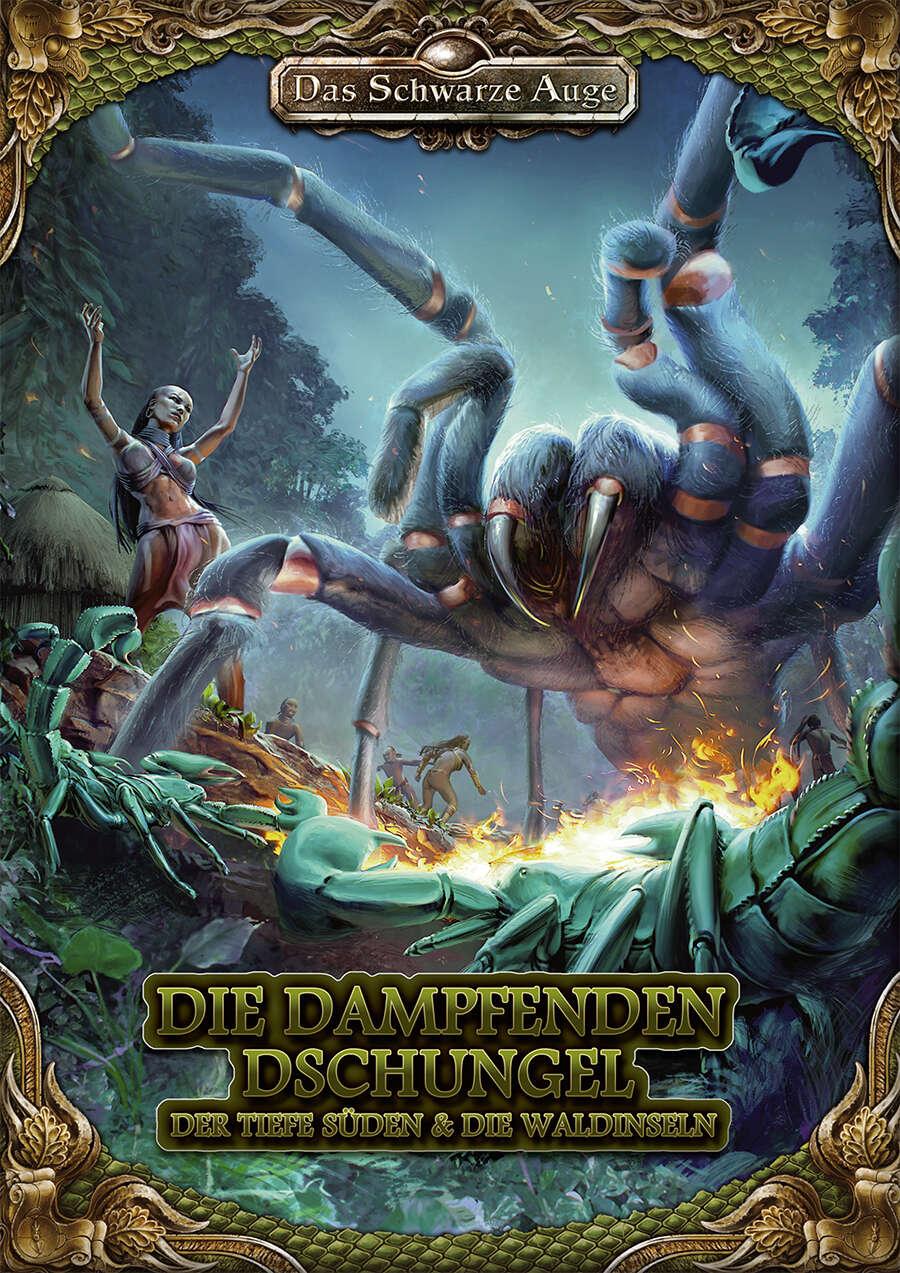 DSA5 - Die dampfenden Dschungel - Der Tiefe Süden & die Waldinseln (PDF) als Download kaufen