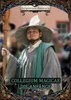 Collegium Magicae: Die Anfänge - Setting- und Szenarienband