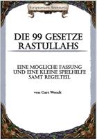 Die 99 Gesetze Rastullahs - Eine mögliche Fassung und eine kleine Spielhilfe samt Regelteil