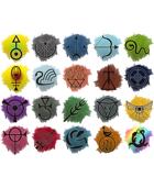 Vignettenpaket mit Göttersymbolen