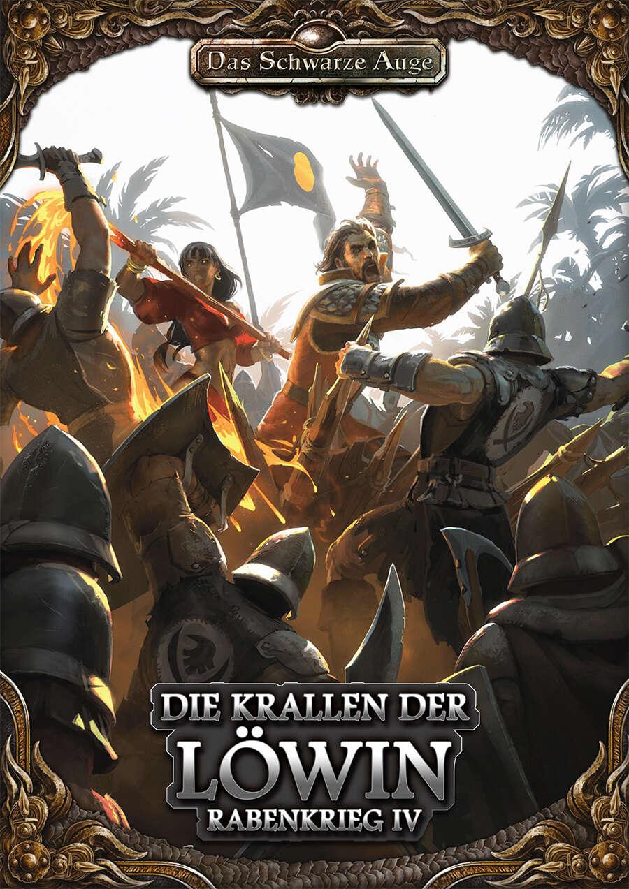 DSA5 - Rabenkrieg 4 - Die Krallen der Löwin (PDF) als Download kaufen