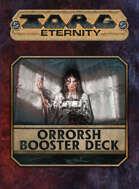 Torg Eternity - Orrorsh Booster Deck