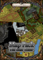 Map Pack - The blue Tome