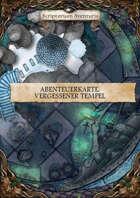 Abenteuerkarte: Vergessener Tempel