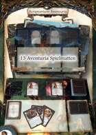 Aventuria: 13 Spielmatten zum Drucken
