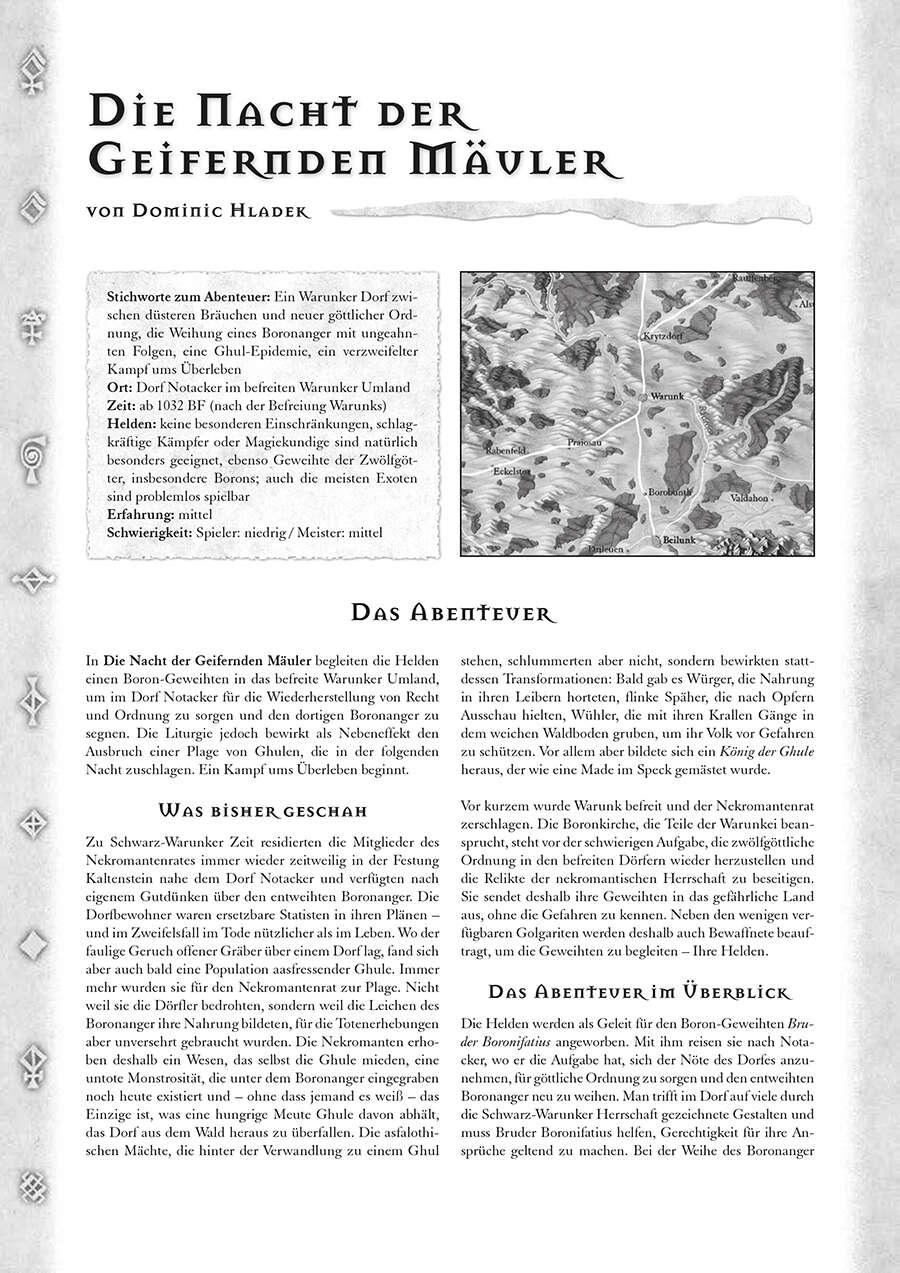 Dämmerstunden - Die Nacht der geifernden Mäuler (PDF) als Download kaufen