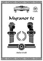 Myranor 5e
