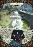 1W20 Aventurien