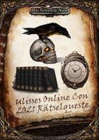 Ulisses Online Con 2021 Rätselqueste