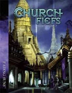Fading Suns: Church Fiefs: Imperial Survey Vol. 7