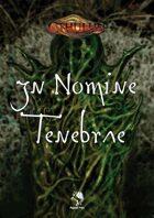 CTHULHU: In Nomine Tenebrae (Mittelalter)